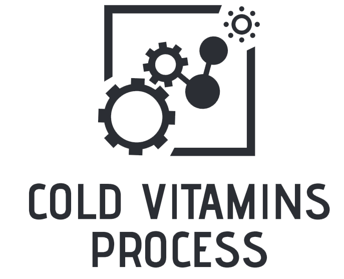 Cold vitamins process
