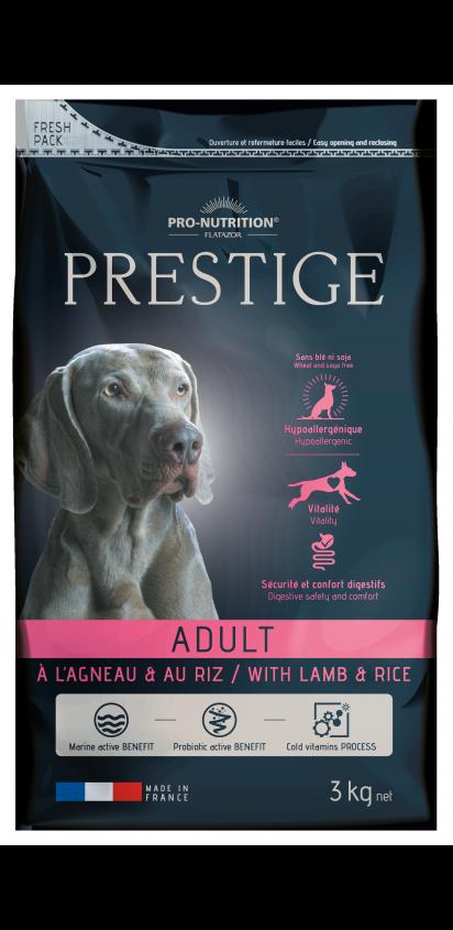 Prestige Sensible Agneau Riz