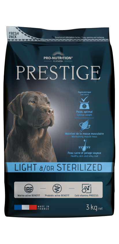 Light and/or Sterilized