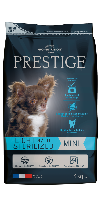 Light and/or Sterilized Mini