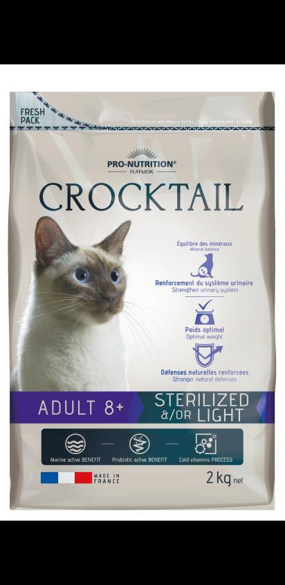Adult Sterilized 8+