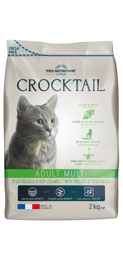 Adult Multi with poultry and vegetables