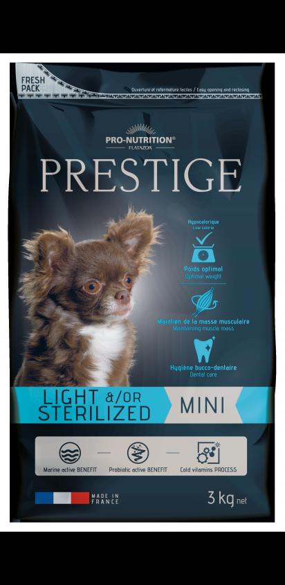 Light and/or Sterilized Mini